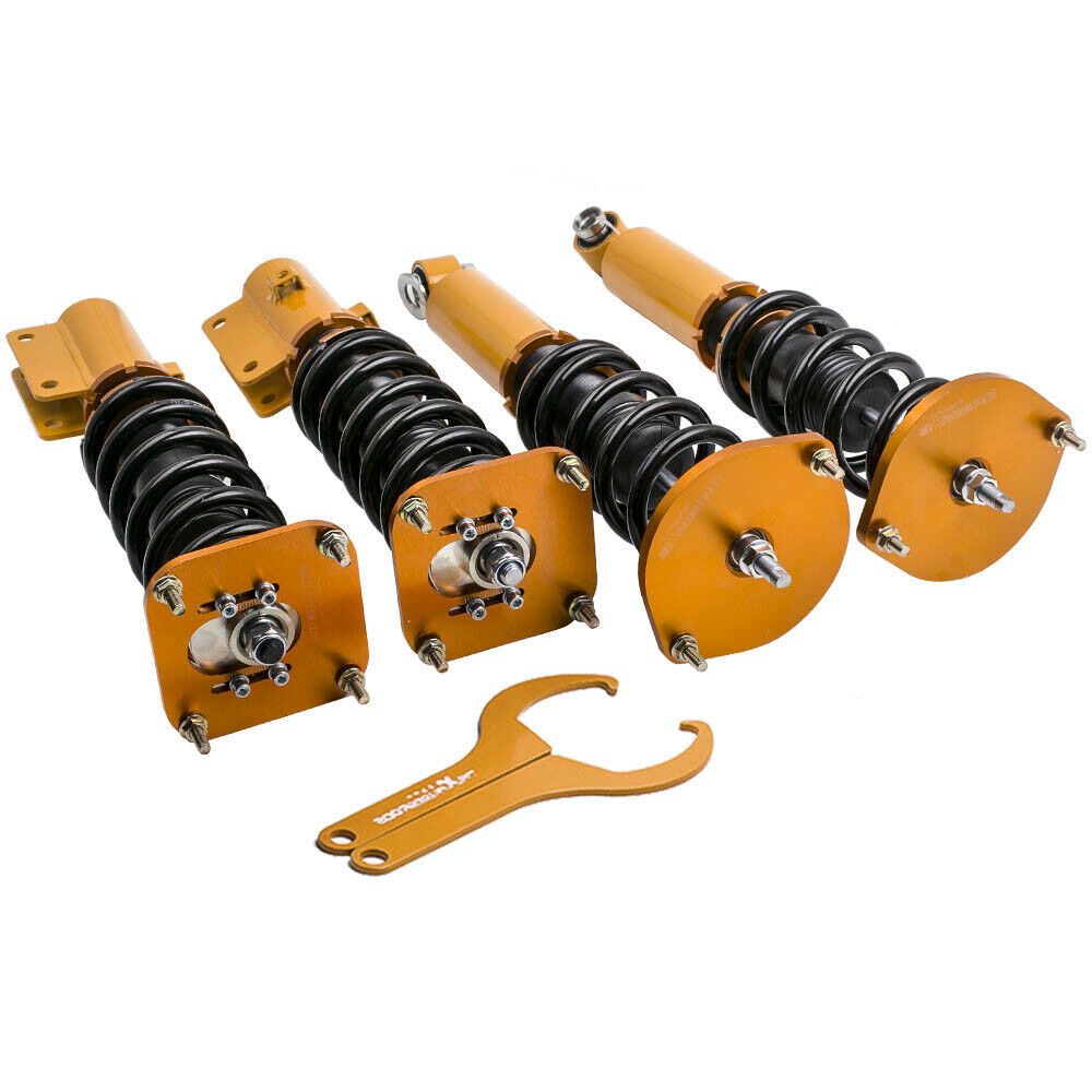 New Coilovers Kits for Mazda Savanna RX7 RX-7 R2 GAS FC3S Lowering Kits - $300.95