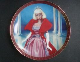 Danbury Mint High Fashion Barbie Sophisticated Lady Plate, no box, no COA - $8.99