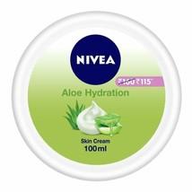 NIVEA Soft, Aloe Moisturising Cream, All Skin Types, 100 ml - $12.26