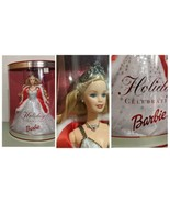 Christmas Barbie Holiday Celebration Doll Special Edition 2001 Mattel 50304 - $29.39
