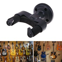 ABS Plastic Guitar Hanger Hook Holder Wall Mount Display Fits All Size G... - $7.99