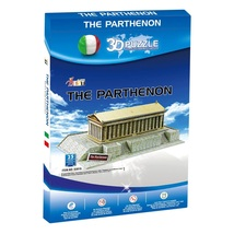 Greek 3D Puzzle | Parthenon Acropolis Athens Greece | 25 Pc - $22.99