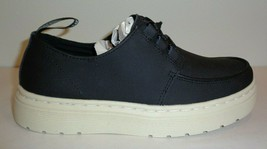 Dr. Martens Size 7 WALDEN AJAX Black Leather Lace Creepers New Womens Shoes - €108,73 EUR