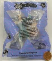 X-Men Evolution Burger King Quicksilver Figure with cd-rom  2001   - $9.99
