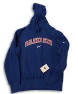 New NWT Faulkner State Sun Chiefs Nike Classic Fleece Hooded Small Sweat... - $37.83