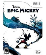 Epic Mickey 2 NINTENDO Wii Video Game - $6.97