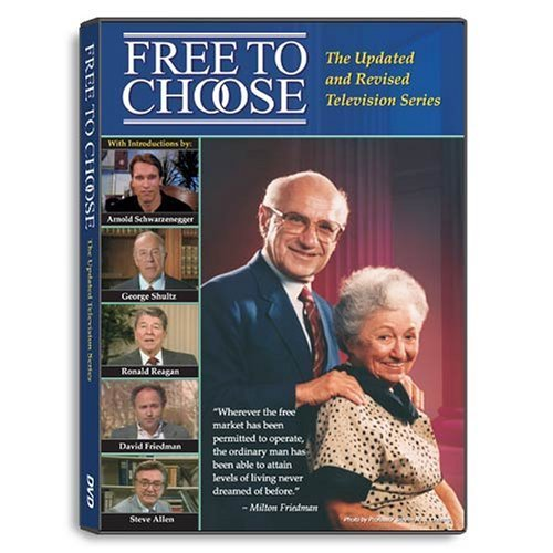 Free To Choose: The Updated and Revised Television Series