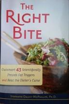 The Right Bite By Stephanie Dalvit-McPhillips - $4.99