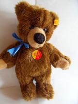 Steiff bear Teddy bear Molly brown all Ids  Germany 818 - $56.09