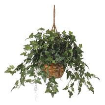 English Ivy Hanging Basket Silk Plant - $55.50