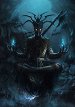 Haunted : Instant Conjured Pike : Conduit Demons Male or Female Custom C... - $300.00