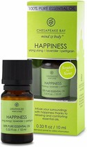 Essential Oil Ylang Lavender Petitgrain Happiness for Diffuser 100% Pure... - $7.80