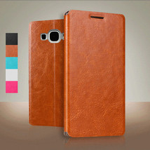 HQ PU Leather + TPU Stand Style Card Phone Case For Asus Zenfone V Live ... - $6.10