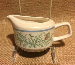 Lenox Fancy Free Creamer Butterfly 10 ounce Sauce or Syrup Server Temper... - $6.99