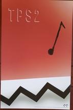 "Twin Peaks Season 2 (TPS2) 11"" x 17"" promo poster, new - $11.95"