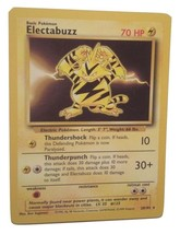 Pokemon Card - Electabuzz - (20/102) Base Set Rare ***NM*** - $4.99