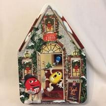 M&M's Christmas Village Series High Tea House #15 Tin - $10.98