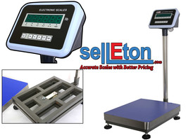 """16"""" x 20"""" Industrial Shipping postal Warehouse / Bench scale 600 lbs x 0... - $249.00"""