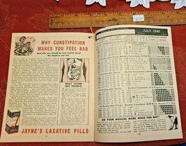 Vintage 1941 Jayne's Almanac Home Maker's Guide & Hand Book Useful Information image 5