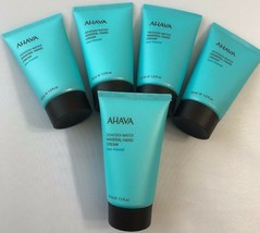 5X AHAVA Deadsea Water Mineral Hand Cream Sea-Kissed 1.3 oz NEW Ipsy SEA... - $17.89