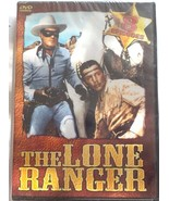 The Lone Ranger (DVD, 2005) 8 Episodes - Usually ships within 12 hours!!! - $4.39