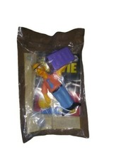 2007 Burger King Simpsons Movie Figure Russ Cargill NIP / Package Unopened - $4.94
