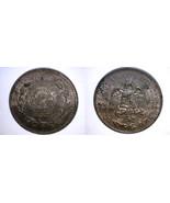 1906 Mexican 2 Centavo World Coin - Mexico - Narrow Date - $1.343,56 MXN
