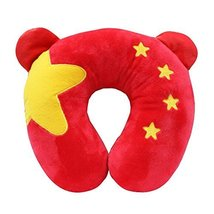 George Jimmy Decorative U-Shaped Pillow Flag Design Neck Pillows-China - $22.04