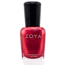 Zoya Natural Nail Polish - Red (Color : Kat - Zp224)