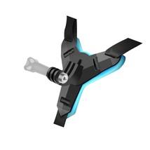 Fi Bracket Motorcycle Helmet Chin Holder Integrated Helmet Belt For Dji ... - $21.99
