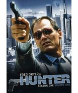 Hunter: Season 1, Vol. 1 (DVD) - $6.00