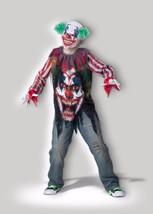 Incharacter Big Top Terror Circus Clown Child Boys Halloween Costume 17045 - $25.99