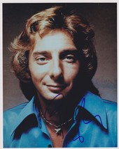 Barry Manilow Signed Autographed Glossy 8x10 Photo 2 - COA Holos - $79.99
