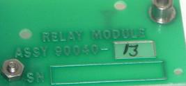 BENTLY NEVADA 90040-13 RELAY MODULE 9004013 image 2