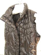 NWT IZOD Designer Black Cozy Puffer Vest Warm Versatile Sleeveless Jacke... - $46.00