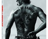 Sons of Anarchy: The Final Seventh Season 7 (DVD, 2015, 5-Disc Set)BRAND NEW