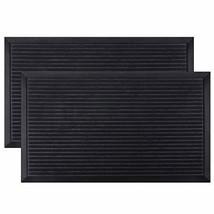 Mibao Entrance Door Mat, Low-Profile Non-Slip Welcome Front Outdoor Rug,... - $26.04