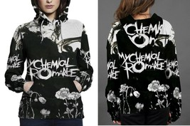 My chemical romance hoodie fullprint women thumb200