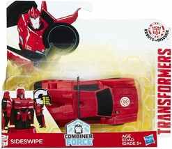1-Step Changer Sideswipe B0068 Transformers Robots in Disguise Combiner ... - $29.65