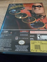 Nintendo GameCube Disney The Incredibles image 4