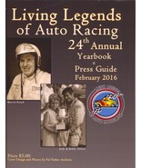 Living Legends of Auto Racing Yearbook 2016-M. Curb-Ormond Garage-Bobby ... - $18.92