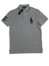 Ralph Lauren Custom-Fit Mesh Polo -  - $84.99