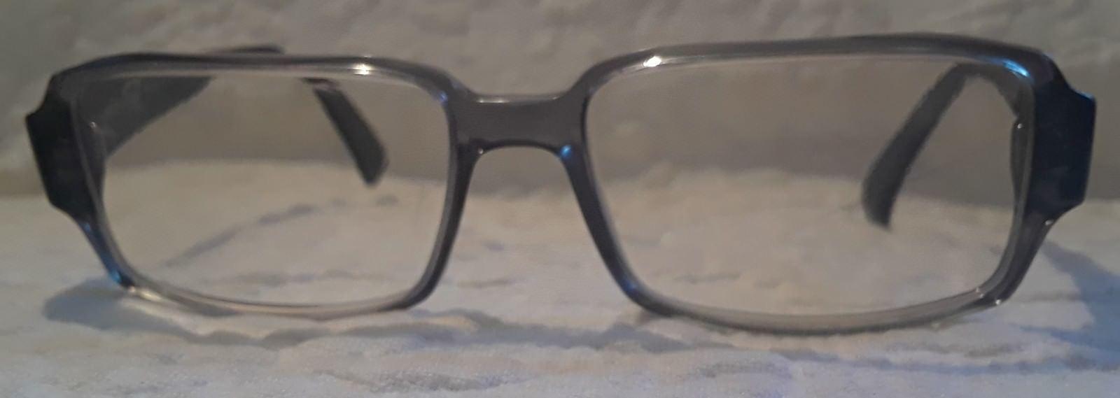 Calvin Klein CK844 Unisex Prescription Eyeglasses Frames Gray #091 Italy
