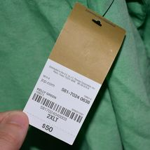 The Foundry Men's Mint Kelly Green Long Sleeve Button Down Shirt Size 2XLT image 5
