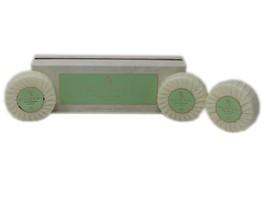 Bvlgari Eau Parfumee Au The Vert Soaps 3x150 G NIB-BV10036774 - $68.80