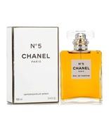 Chanel No. 5 - Eau de Parfum - 3.38 oz / 100 ml - EdP Spray - NEW & Sealed - $179.00