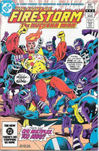 The Fury of Firestorm Comic Book #15 DC Comics 1983 NEAR MINT NEW UNREAD - $4.50