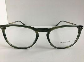 New Burberry B 5822-Q 5936 53mm Green Round Women's Eyeglasses Frames  #4 - $89.99