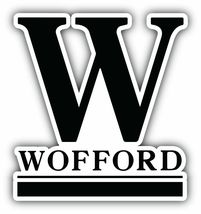 Wofford Terriers University College  Precision Cut Decal - $3.46+