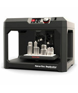 MP05825 MakerBot Fifth Generation Replicator Desktop 3D Printer - New #3252 - $1,300.32